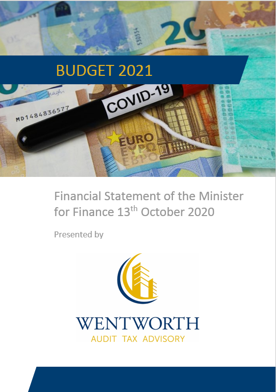 WENTWORTH Budget 2021 Summary